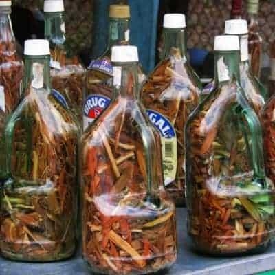 Mamajuana Bebida Dominicana Receta