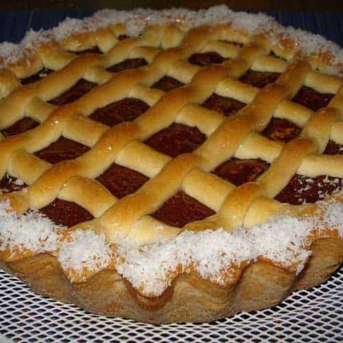 Cherry Pie pastel de cereza