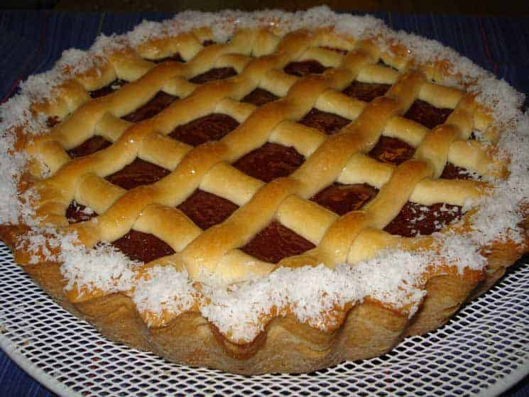 Cherry Pie pastel de cereza