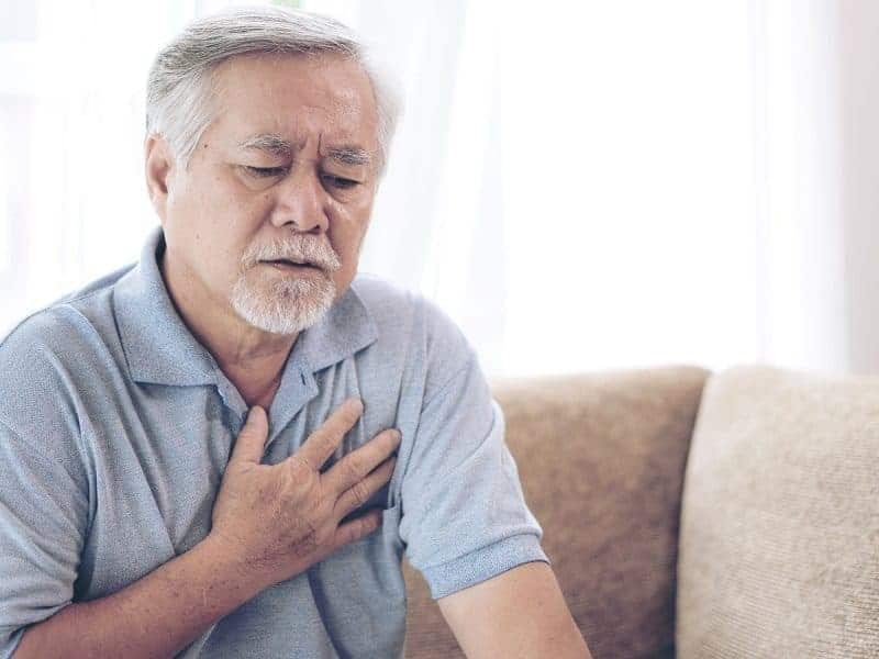 Sintomas mesotelioma