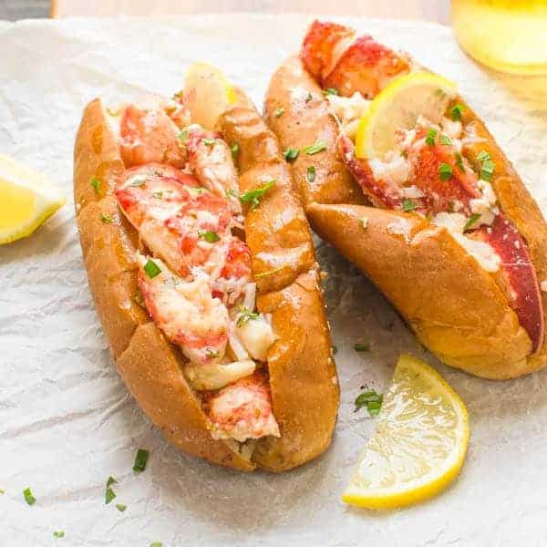 lobster roll sandwich de langosta
