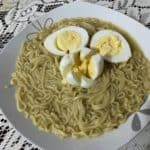 Sopa de Ramen Pollo Picante 5